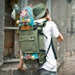 The Scumbag Backpack By Blind Chic